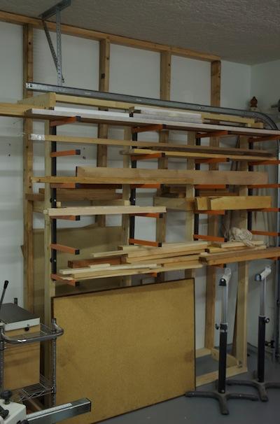 Tmc Woodworks Pesky Wood Racks